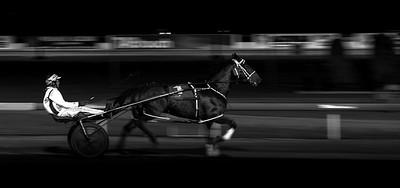Speeding Along - Lemuel Tan