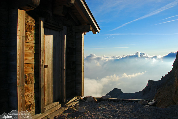 Birkkarspitze Schutzhütte