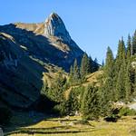 Untere Gottesackerwände hiking, Kleinwalsertal