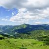 Panorama from Piesenkopf.