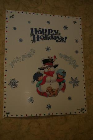 Holiday Hall Decorating 2012