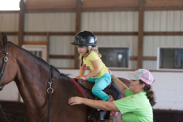 Horse Riding Lessons 2012