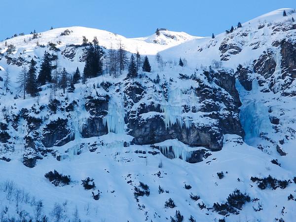Wildenbach falls
