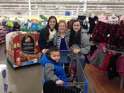 Interact WACO Shopping Trip