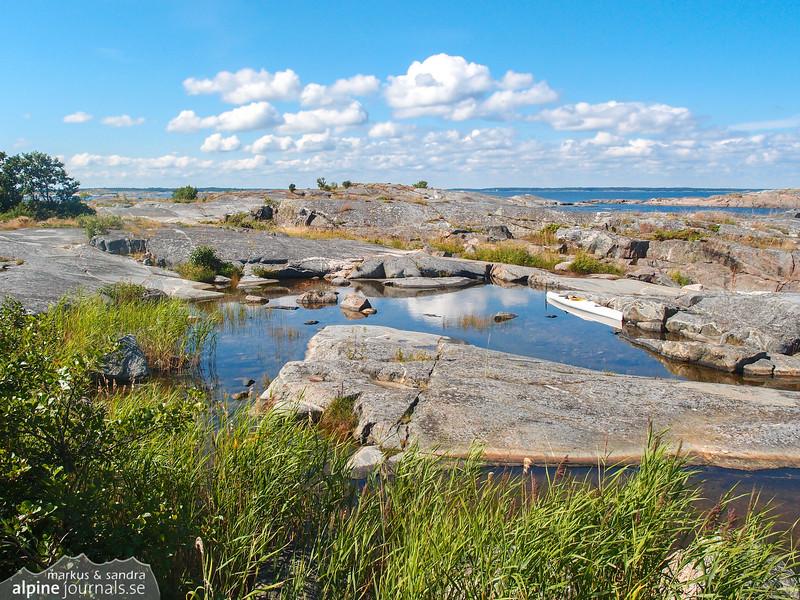 Söderarm, Stockholm archipelago
