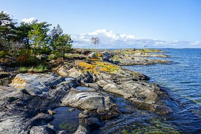 Ängsholmen north of Nåttarö.