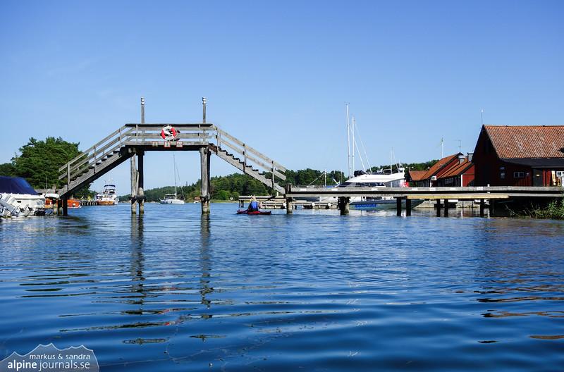 Utö guest harbour