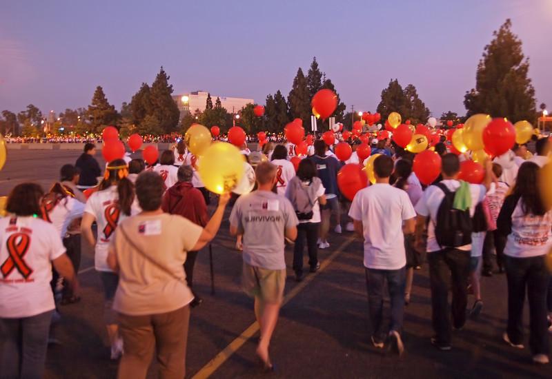 Light The Night - 17 Sept 2011