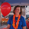 Red balloons were issued to supporters at Light The Night - 17 Sept 2011