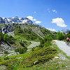 Winding roads in Val Vau