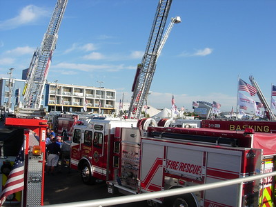 NJ State Firemen's Convention 2010