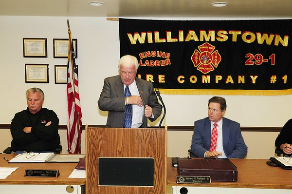 NJSFA Recognizes WFD 291