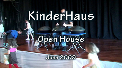 KinderHaus Open House