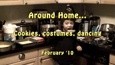 Cookies and dancing fairies