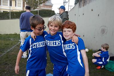 The Champs (Lucas, Jesper, Liam)