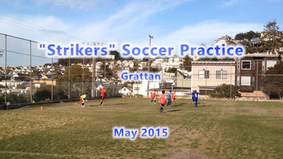 Lucas Strikers Practice