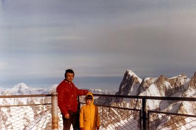 Mont Maudit (4465m)