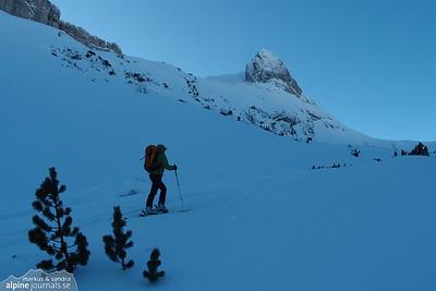 Ski touring for life