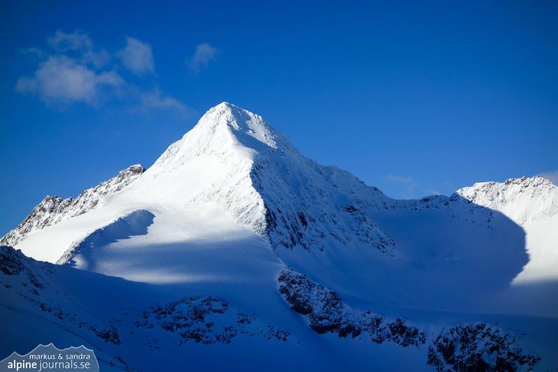 Grosser Geiger (aka Small Matterhorn)
