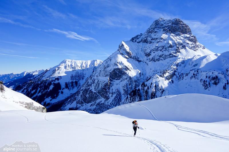 Great landscape by Grosser Widderstein