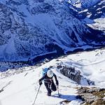 Hochgehrenspitze ski tour, 2017-01-29