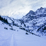Karlstor ski tour, 2016-01-25