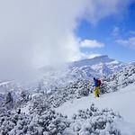 Toreck ski tour, Kleinwalsertal, 2017-01-06