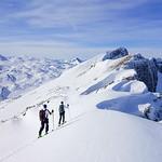 Toreck ski tour, Kleinwalsertal 2016-02-06