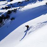 Toreck ski tour, Kleinwalsertal 2016-02-11