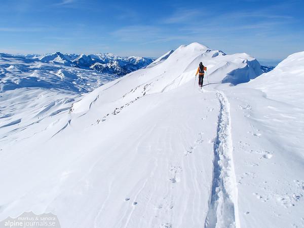 Toreck ridge