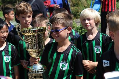 Gold winners (bronze league)
