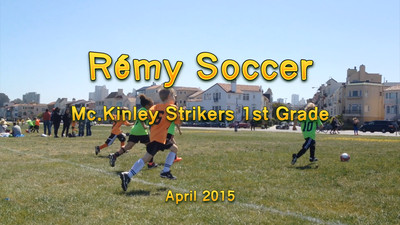 Rémy and the Strikers