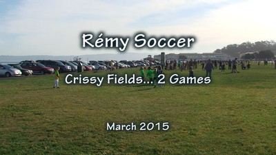 Rémy has TWO great games!