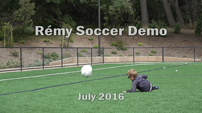 Cool soccer slow motions (Rémy)