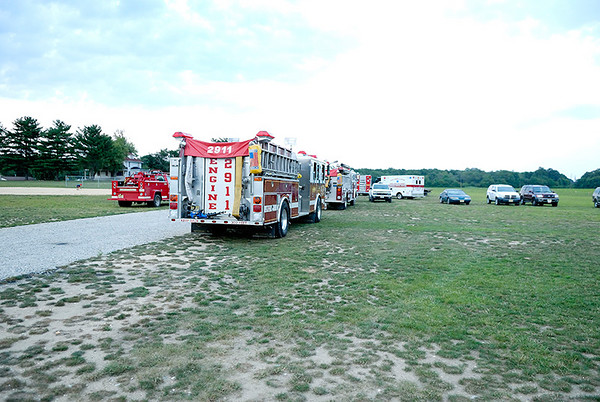 Softball Game Against Collings Lakes Fire Company