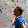 Thomas thinks that climbing will help him get lei'd.