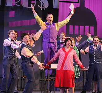 Thoroughly Modern Millie Musical