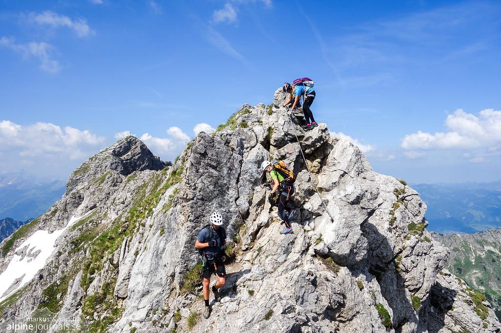 Hindelanger Klettersteig Wengenkopf : Hindelanger klettersteig alpinejournals.se