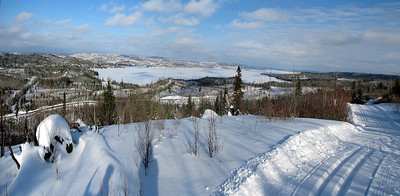 Gunflint Lake Panorama2a