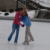 Ice skating at Manhattan Square Park Ice Rink    Please photo credit: Communications Bureau - City of Rochester, NY