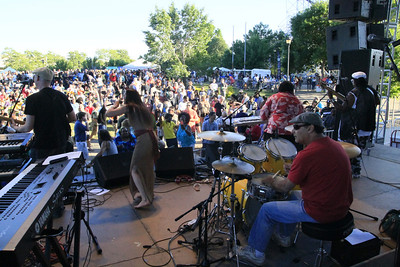 Party in the Park 6/19/2014