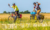 ACA - West-to-East TransAm riders seen near Coyville, Kansas  - C1-0646 - 72 ppi-3