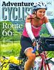 Adventure Cyclist - August-September 2014 - TransAm rider Seraya Ghoneim - 72 ppi