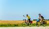 ACA - West-to-East TransAm riders seen near Coyville, Kansas  - C1-0647 - 72 ppi