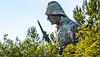 Gallipoli - Statue - Turkish soldier-5 - 72 ppi