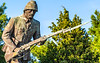 Gallipoli - Statue - Turkish soldier-10 - 72 ppi
