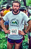 Lar, looking healthy even after 26 miles, 1982 - 72 ppi-2
