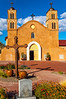 New Mexico - Old San Miguel Mission Church in Socorro - D6-C3-0025 - 72 ppi