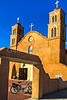 New Mexico - Old San Miguel Mission Church in Socorro - D6-C2-0010 - 72 ppi