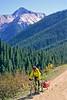 Tourer on way to Ophir Pass in Colorado's San Juan Mts - 4 - 72 ppi